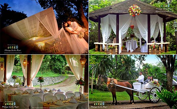 Malagos Garden Resort| Davao del Sur Garden Wedding | Davao del Sur Garden Wedding Reception Venues | Kasal.com - The Philippine Wedding Planning Guide