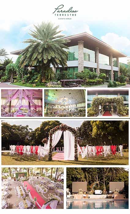 Paradiso Terrestre| Cavite Garden Wedding | Cavite Garden Wedding Reception Venues | Kasal.com - The Philippine Wedding Planning Guide