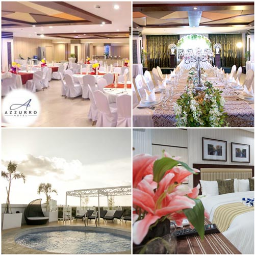 Azzurro Hotels and Leisure Inc.| Pampanga Hotel Wedding | Pampanga Hotel Wedding Reception Venues | Kasal.com - The Philippine Wedding Planning Guide