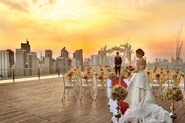 wedding ideas philippines city garden grand hotel metro manila hotel wedding 27899