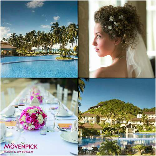 Movenpick Resort & Spa Boracay| Aklan Beach Wedding | Aklan Resort Wedding | Aklan Beach Wedding Reception Venues | Aklan Resort Wedding Reception Venues | Kasal.com - The Philippine Wedding Planning Guide