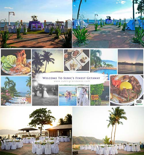 Subic Grand Seas Resort| Zambales Beach Wedding | Zambales Resort Wedding | Zambales Beach Wedding Reception Venues | Zambales Resort Wedding Reception Venues | Kasal.com - The Philippine Wedding Planning Guide