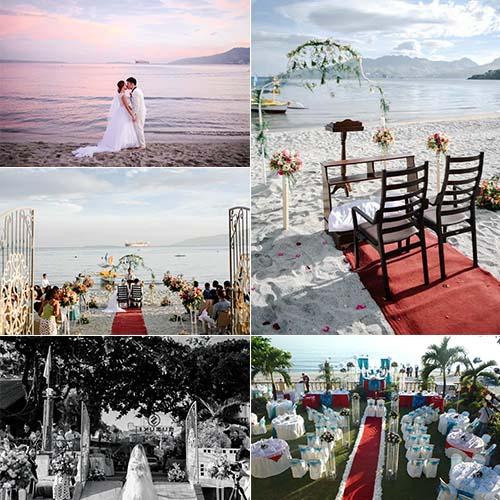 Suzuki Beach Hotel Zambales Beach Wedding Zambales Resort