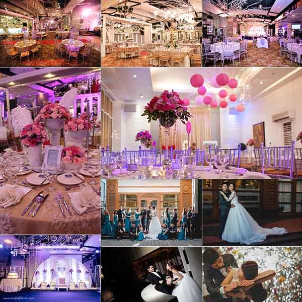Vivere Hotel Metro Manila Wedding Reception Venues Kasal