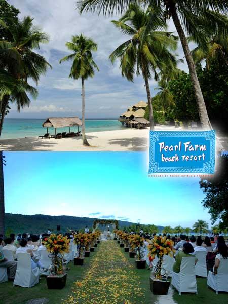 Pearl Farm Beach Resort| Metro Manila Beach Wedding | Metro Manila Resort Wedding | Metro Manila Beach Wedding Reception Venues | Metro Manila Resort Wedding Reception Venues | Kasal.com - The Philippine Wedding Planning Guide