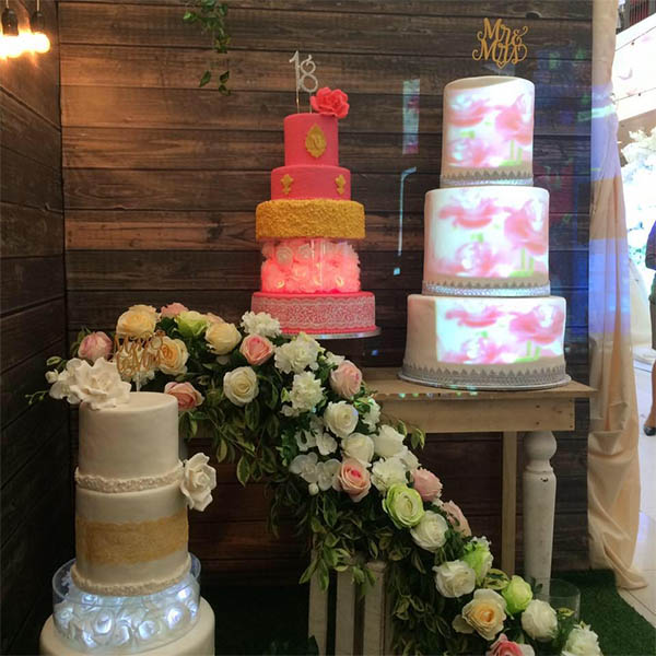 Anastasia Lee Cakes| Misamis Oriental Wedding Cake Shops | Misamis Oriental Wedding Cake Artists | Kasal.com - The Philippine Wedding Planning Guide