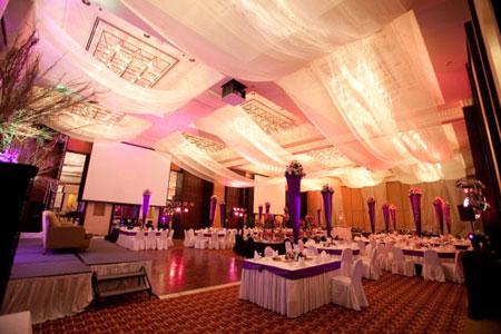 Holiday Inn Hotels Resorts Clark Hotel Wedding