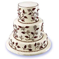 Red Ribbon Bake Metro Manila Wedding Cake S Artists Kasal The Philippine Planning Guide