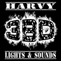 Harvy 3BD lights and Sounds