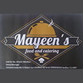 Mayeen's Food and Catering