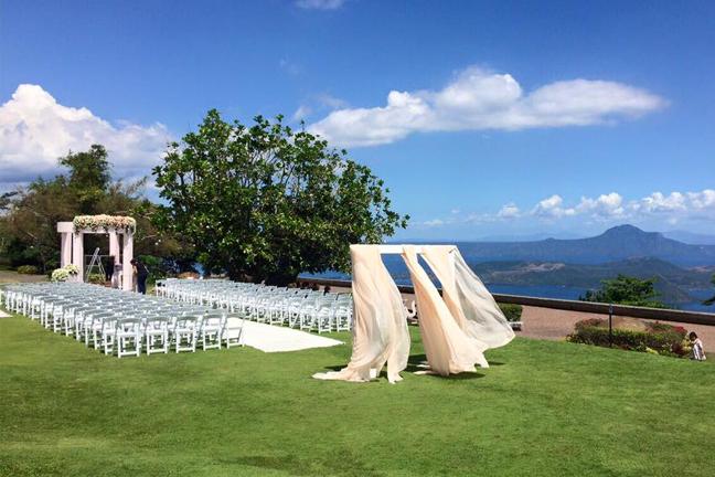 Outdoor Weddings Brazos Valley Wedding Planning: Philippine Wedding Reception Venues