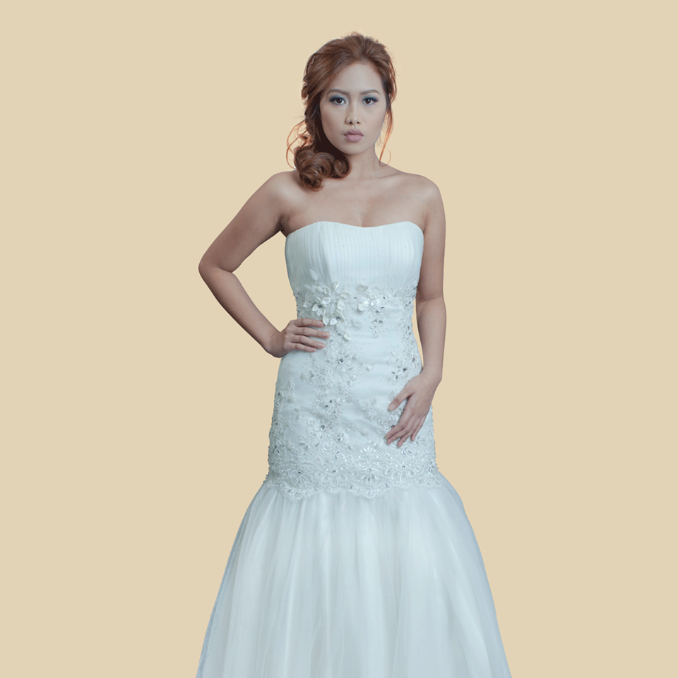 The Perfect Wedding Gown: The Perfect Wedding Dress According To Your Body Type