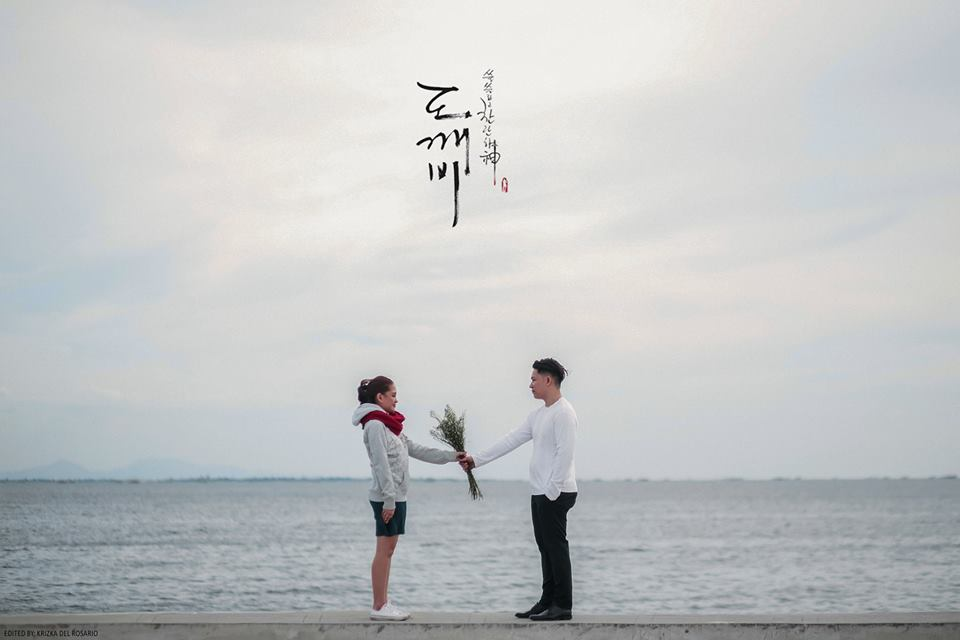 Viral Couple Pulls Off A Korean Drama Inspired Prenup Pictorial