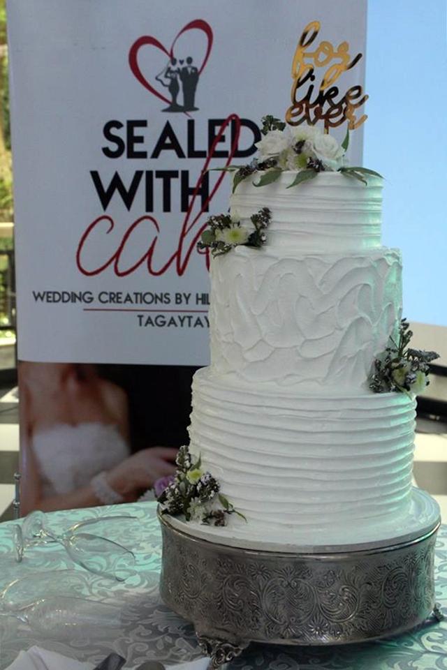 hillcreek gardens tagaytay white wedding