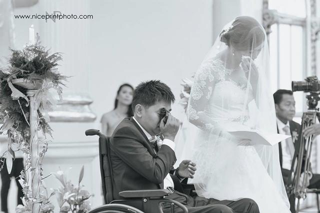 ibrahim and mishel wedding