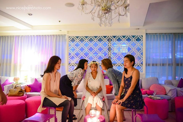 rochelle pangilinan bridal shower