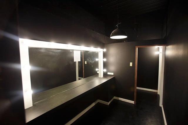 studio namu dressing room