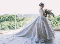 new creation fashion bridal gown