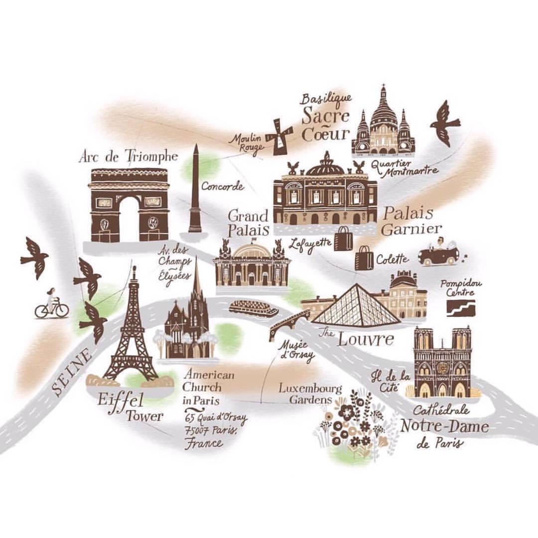 vicki hayden wedding custom map by robert alejandro
