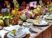 bizu catering studio indian inspired wedding