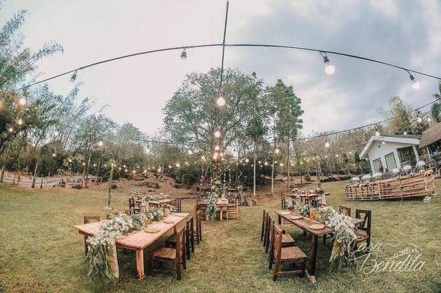 casa bendita events place rustic wedding