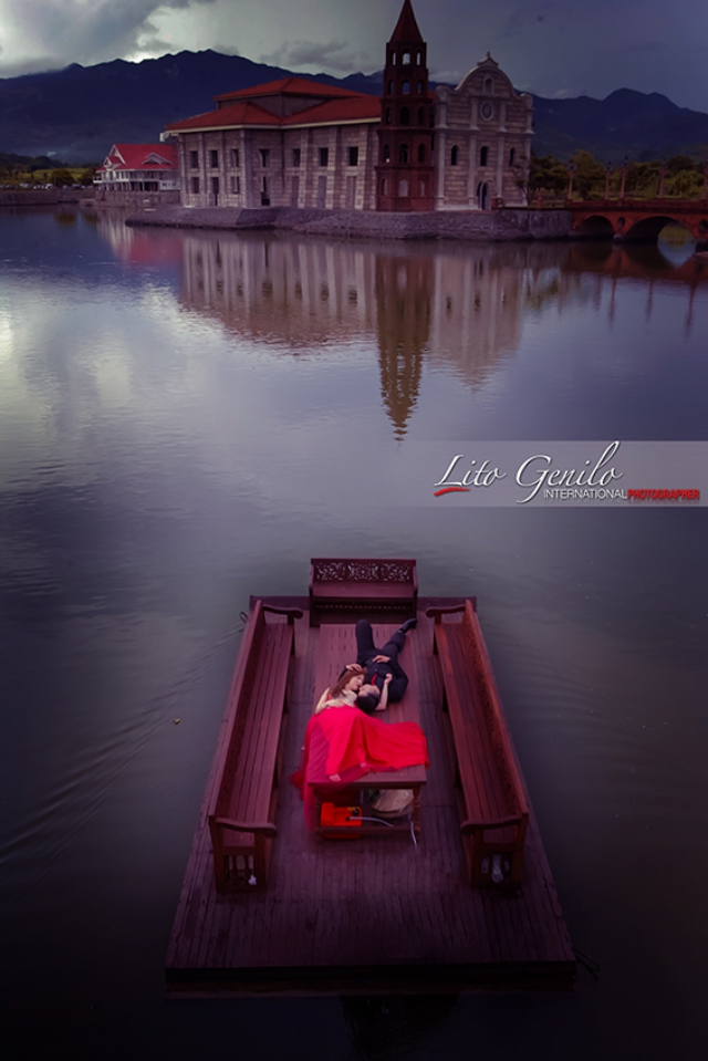 don and luz pre wedding photo by smart shot studio