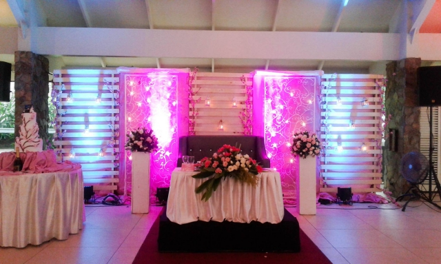 sakura night wedding hizons catering