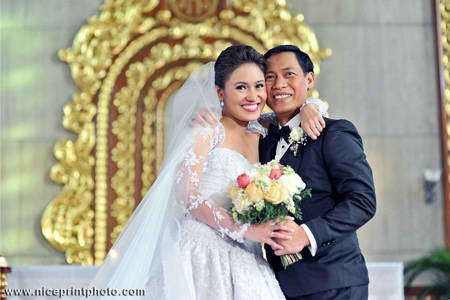 Raffy Tima and Mariz Umali – A Reporter\'s Wedding - Kasal.com - The ...