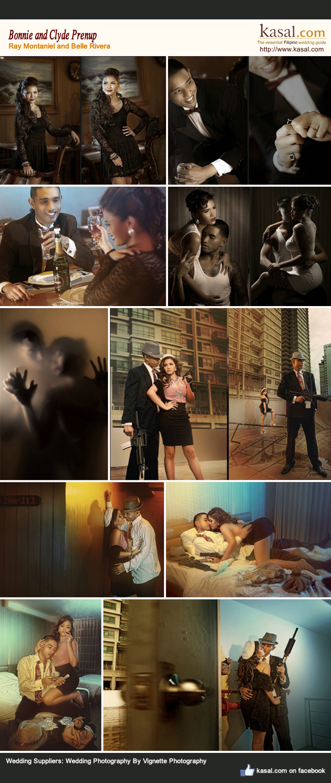 Bonnie And Clyde Prenup Kasal The Essential Philippine