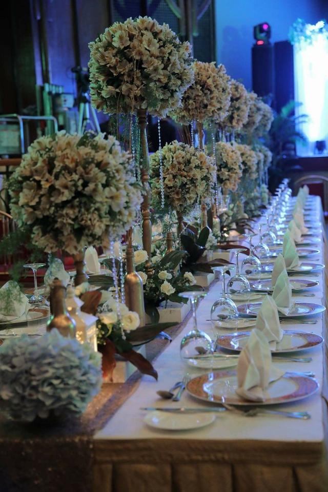 indoor wedding manila hotel