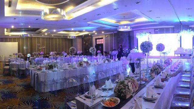 indoor wedding summit ridge