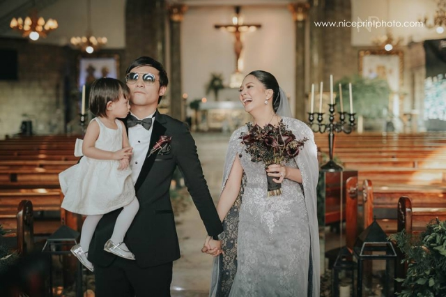 kean cipriano chynna ortaleza church wedding