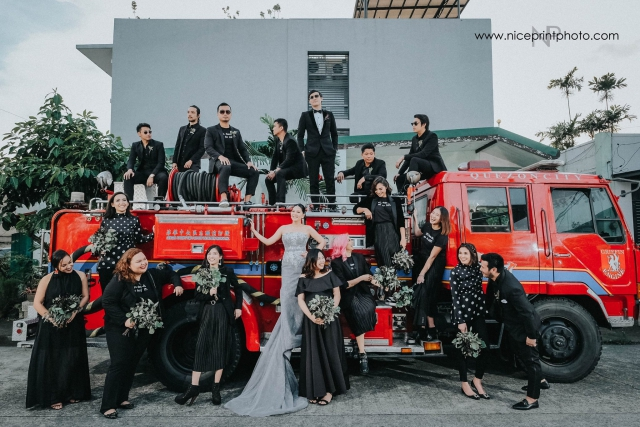 LOOK: Kean Cipriano and Chynna Ortaleza's Official Wedding ...