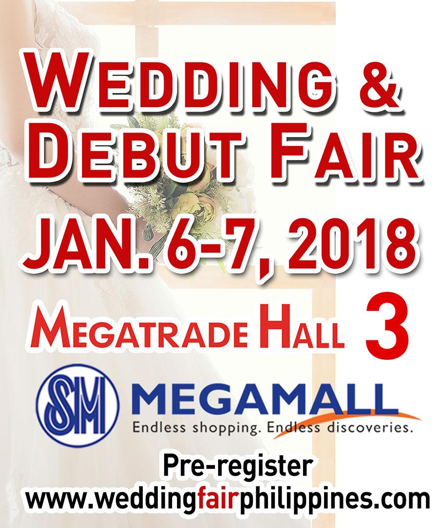 Wedding & Debut Fair - Kasal.com - The Essential Philippine Wedding ...