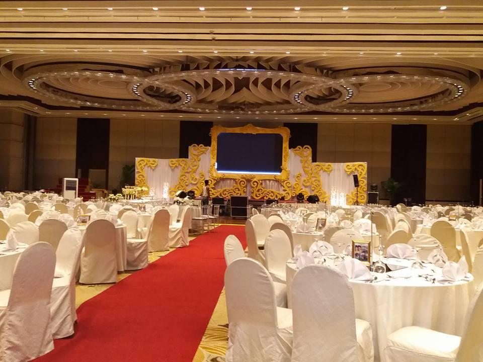white wedding manila hotel
