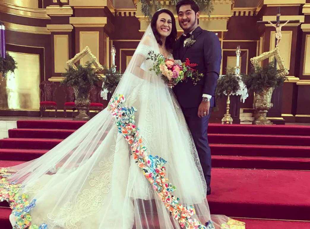 Ai Ai Delas Alas And Gerald Sibayan Tie The Knot Kasal The