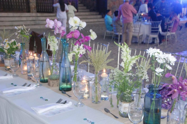 bohemian beach wedding solutions events