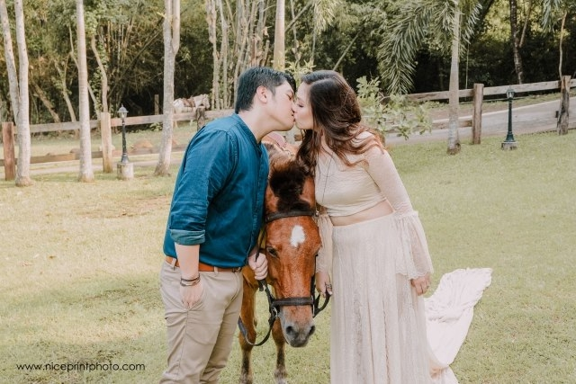 casa bendita prenup shoot