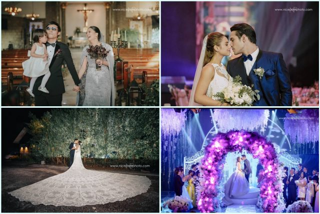 celeb weddings 2017