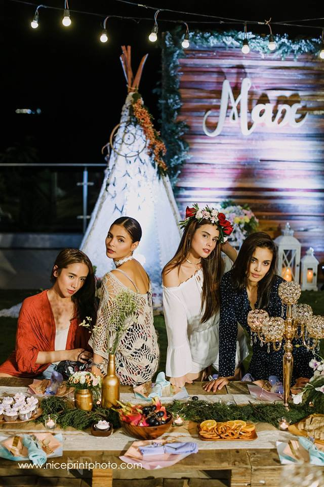 max collins bridal shower