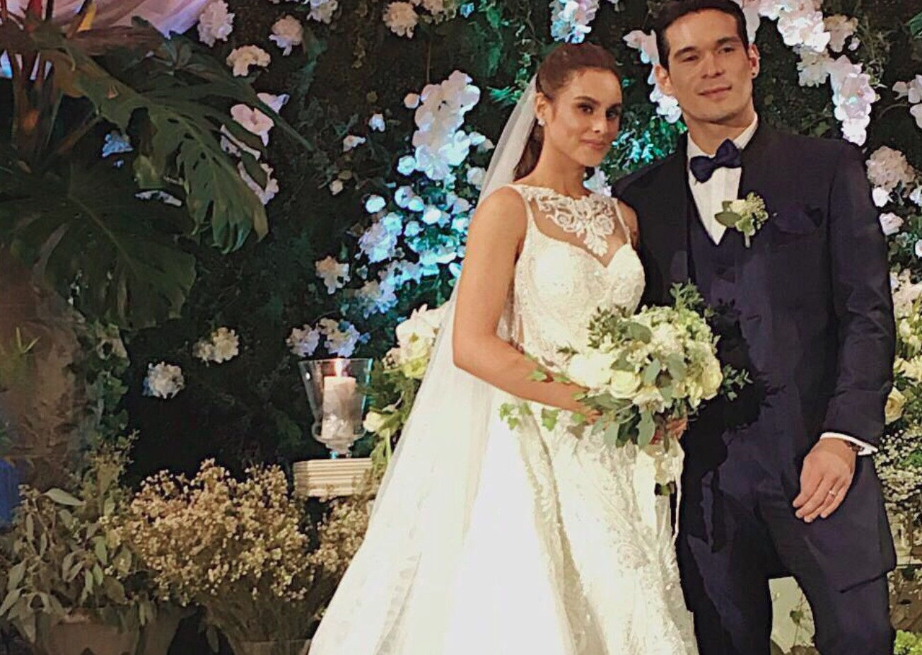 LOOK: Max Collins Marries Pancho Magno - Kasal.com - The ...