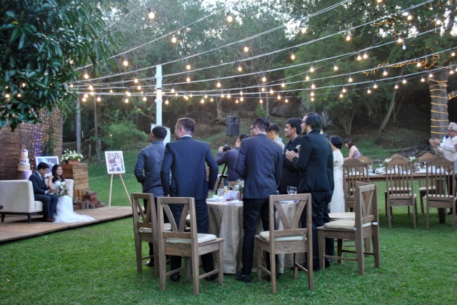 rustic wedding at casa bendita
