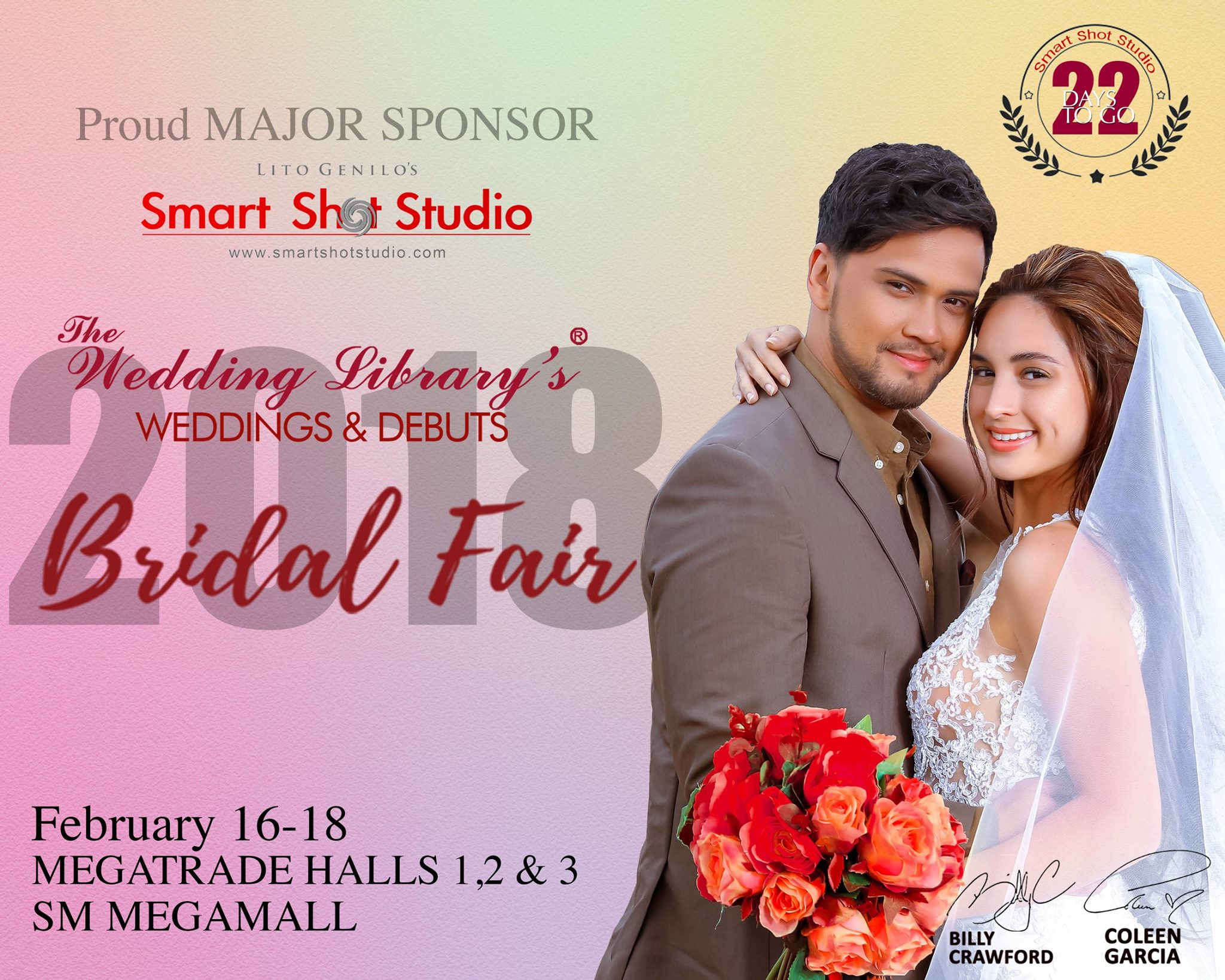 weddings and debuts bridal fair smart shot studioweddings and debuts bridal fair smart shot studio