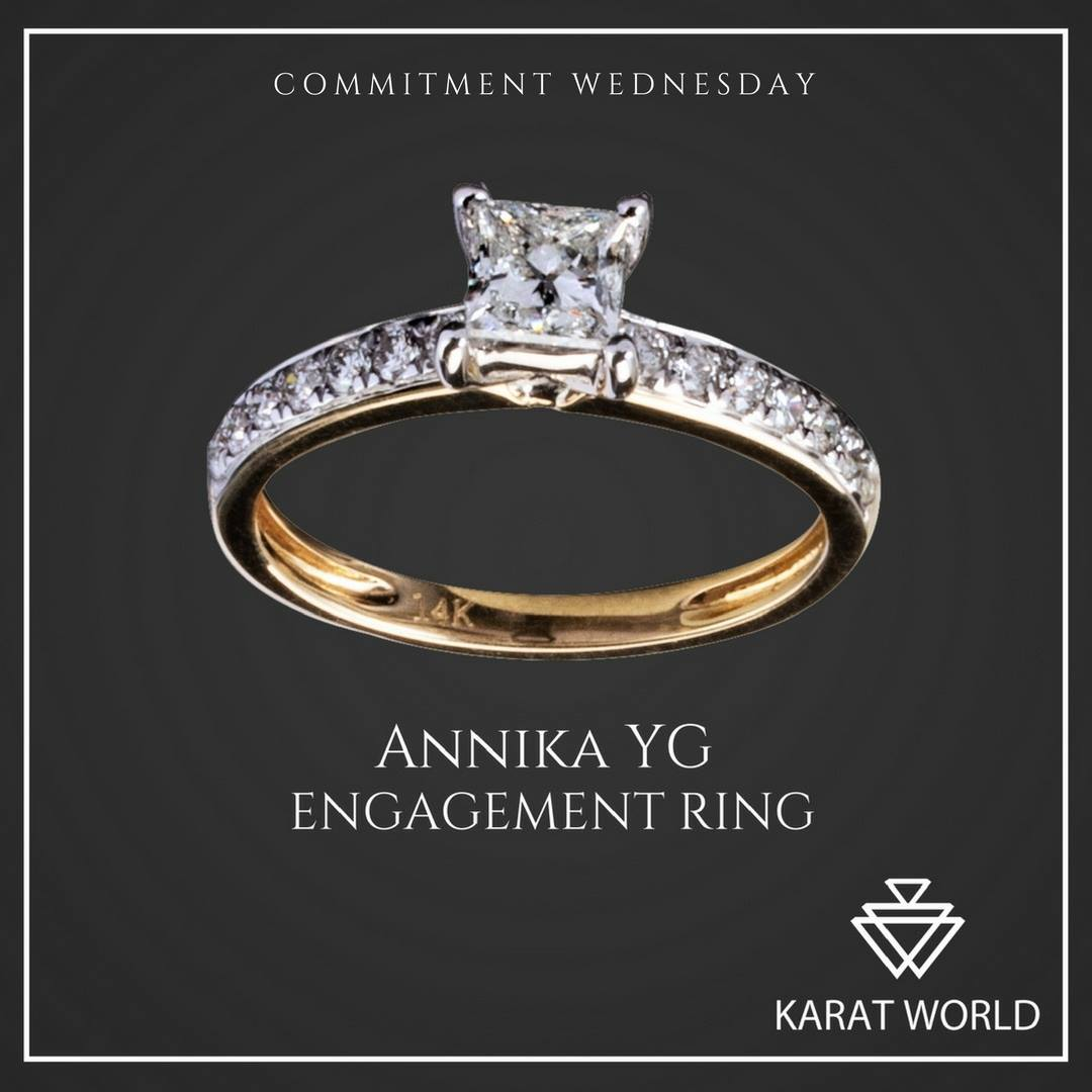 annika yg karat world