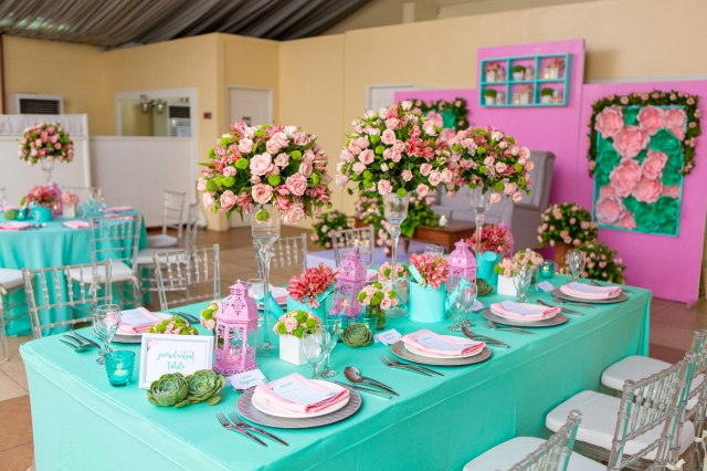 blossoming romance hizons catering