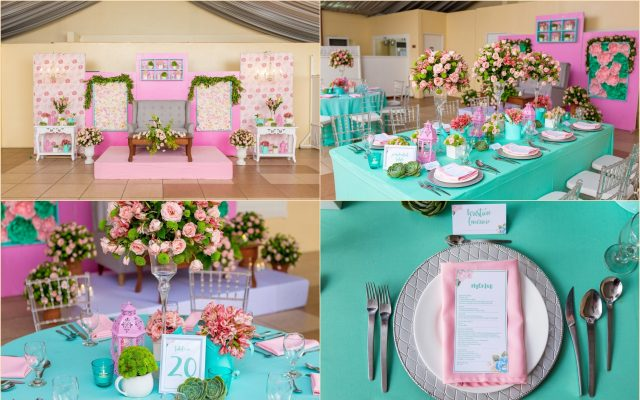 blossoming romance hizons catering collage