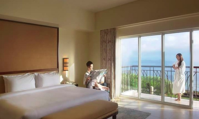 taal vista hotel accommodation