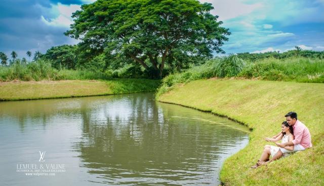 villa escudero prenup exposure photo video