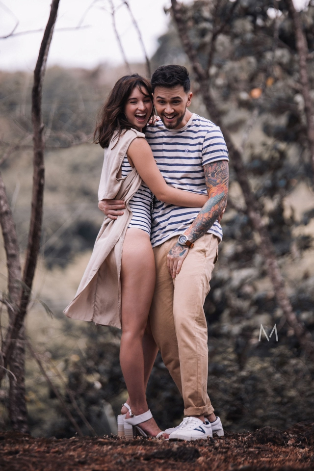 billy coleen prenup shoot casa bendita