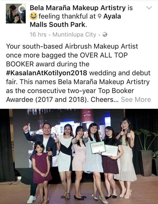 kasalan at kotilyon 2018 alabang
